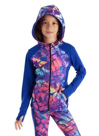 Colorinas Sweatshirt Mavi